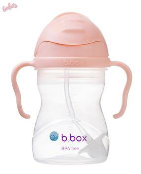 B.BOX - Bidon ze słomką 240 ml Gelato Tutti Frutti