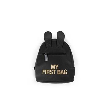 Childhome: Plecak dziecięcy My First Bag Czarny