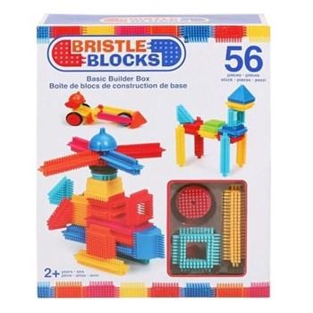 KLOCKI JEŻYKI – 56 elementów w pudełku