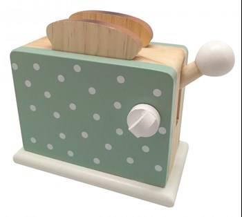 Magni: Miętowy toster drewniana zabawka