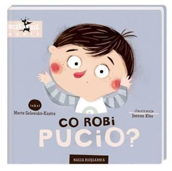 Nasza Księgarnia - Co robi Pucio???