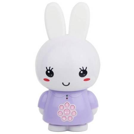 Alilo: Króliczek G6 Honey Bunny - fioletowy