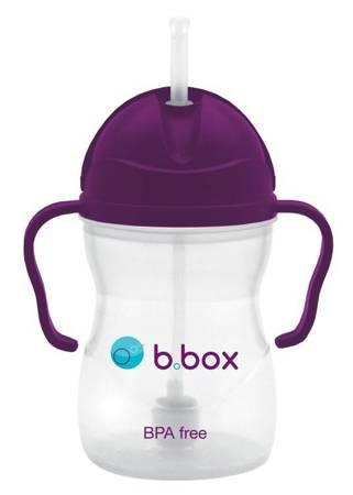 B.BOX - Bidon niekapek fioletowy