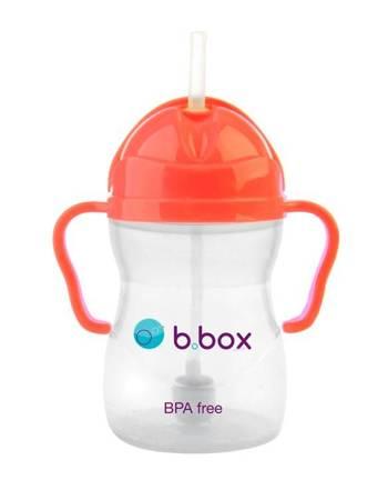 B.BOX - Bidon niekapek neon arbuzowy