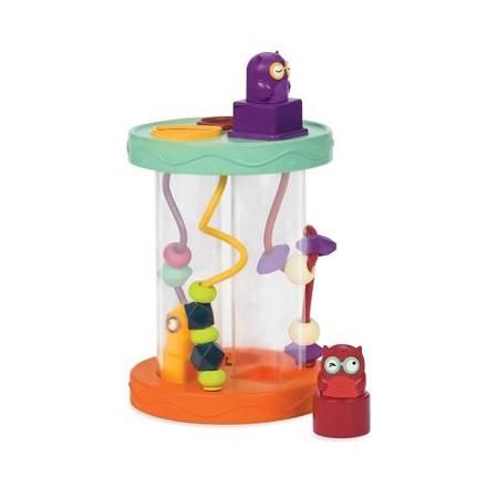 B.Toys: Sorter kształtów z ciekawym efektem dźwięk
