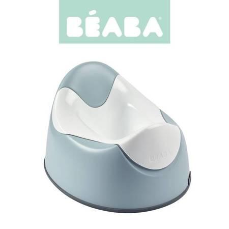 Beaba: Nocnik z wyjmowanym wkładem Green Blue