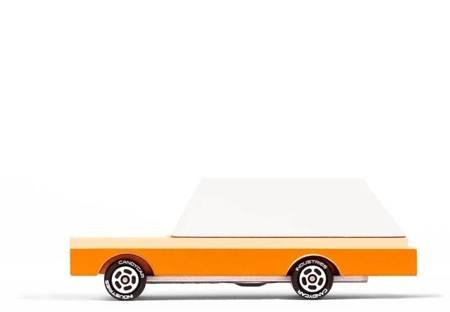 Candylab: Samochód Drewniany Dart Wagon
