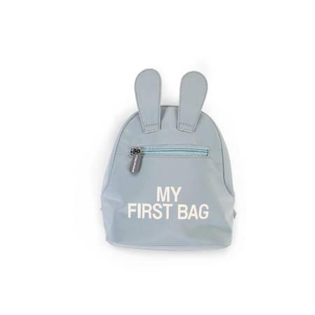 Childhome: Plecak dziecięcy My First Bag Szary
