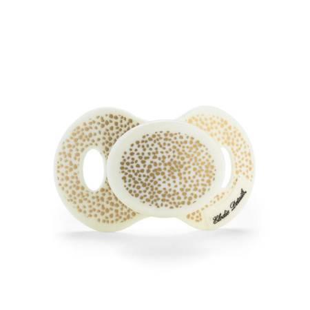 Elodie Details - Smoczek Gold Shimmer 3m+